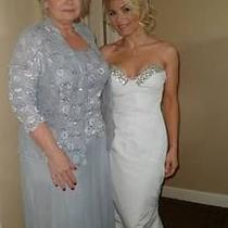 Nicole Miller Wedding Gown Dress Photo