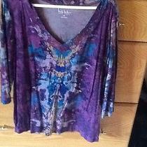 Nicole Miller Womens Shirt Photo