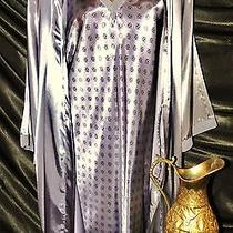 Nightgown Peignoir Set. 1x Nwot by Liz Claiborne. Violet and Very Nice. Photo