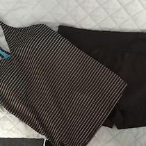 Nike 2pc Tankini Glow Racerback Element Board Swim Short L Womens 118 Freeship Photo
