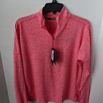 Nike 855517-653 Light Fusion Red Heather Nwt 65 Dry Element Running... Photo