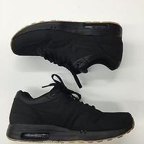 Nike a.p.c. Apc Black Air Max 1 All Black Gum Sole Size 11 M Shoes Sneakers  Photo