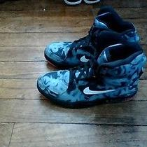 Nike Air Commando Blue Photo