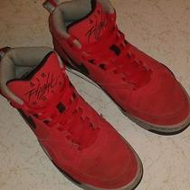 Nike Air Flight '13 Sz 8.5 University Red Photo