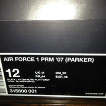 Nike Air Force One Supreme  '07 Sz 12 Tony Parker Photo