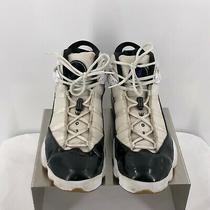 Nike Air Jordan 6 Rings White Black Concord Us 12 322992-151 Sneaker Photo