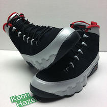 Nike Air Jordan 9 Ix Retro Johnny Kilroy Playoffs Cherry Aqua Cool Grey Size 10 Photo