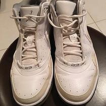 Nike Air Jordan Elements White 364693-102 Mens Sz 11.5 Photo