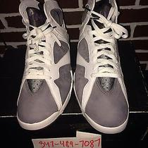 Nike Air Jordan Flint Grey 7 Photo