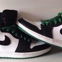 Nike Air Jordan I Retro 1  Boston Celtics Size 12 Fastfree Shipping Aaa Cond Photo