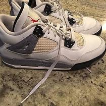 Nike Air Jordan Iv 4 Retro 6.5y Photo