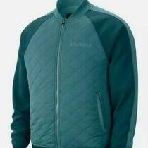 Nike Air Jordan Remastered Quilted Jacket Teal/turquoise Size L ... Lebrons Photo