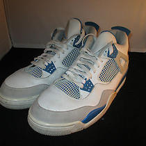 Nike Air Jordan Retro 4 Photo