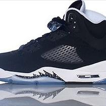 Nike Air Jordan Retro 5 Oreo Kids Sz 6y and 6.5y Photo