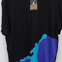 Nike Air Jordan Tshirt Mens Size Xl Nwt  Photo