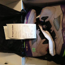 Nike Air Jordan v 5's Fresh Prince Bel Air Sz 9.5 Photo