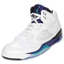 Nike Air Jordan v Retro Grape 5 Photo