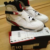 Nike Air Jordan Viii 8 Retro Bugs Bunny Aqua W/ Receipt 12 13 1 Size 10 Photo