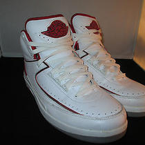 Nike Air Jordans Retro 2 Photo