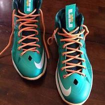 Nike Air Lebron 10