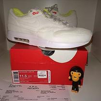 Nike Air Max 1 Maxim a.p.c Men's Size 11.5 Photo