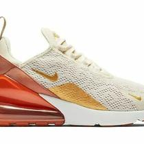 Nike Air Max 270 Light Cream Terra Blush Sneakers Size 11.5 Photo