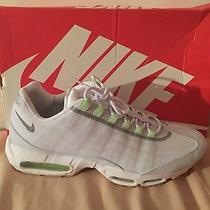 Nike Air Max 95 Premium Tape Running Shoes Size 13 Photo