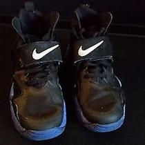 Nike Air Max Express Mens 525224-001 Black Royal Cross Training Shoes Size 9.5 Photo