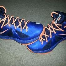 Nike Air Max Lebron X Photo