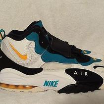 Nike Air Max Speed Turf Miami Dolphins Dan Marino Rare Size 9.5 525225 100 Yeezy Photo