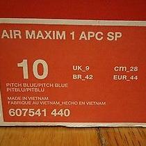 Nike Air Maxim 1 Apc Photo