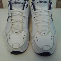 Nike Air Monach Iv Leather Mens Sneaker Size 14 M... Photo