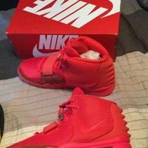 Nike Air Yeezy Red October Photo