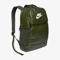 Nike Ba6124-325 Unisex Brasilia 9.0 Backpack Bag Khaki White  Photo