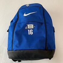 Nike Ballistic 16 Elemental Backpack Royal Blue School Sports Bag Backpack   Photo