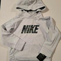 Nike Boys Hoodie Sweatshirt Size 4 New Photo