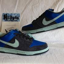 Nike Dunk Low Pro Sb 10.5 Ash/aqua Chalk Ds Kd Shoezeum Photo