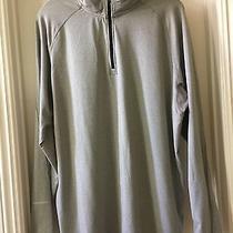 Nike Element 1/4 Zip Long Sleeve Pullover Grey/black Photo
