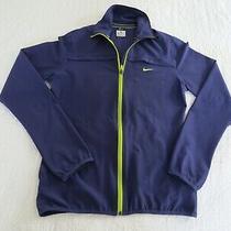 Nike Element Dri-Fit Full Zip Womens Running Jacket Sz M Medium Purple Nwot Photo