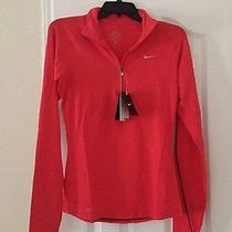 Nike Element Half Zip Running Shirt Photo
