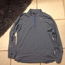 Nike Element Half-Zip. Sz L Photo