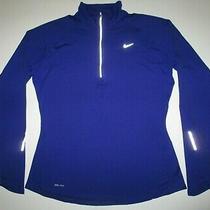 Nike Element Half Zip Top Women's L Photo