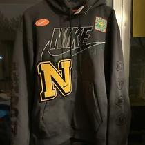 Nike Element Heavyweight  Hoodie Anthracite Mens Sz Small Photo