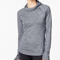 Nike Element Hoodie Size S Grey Photo