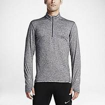 Nike Element Men's Running Shirt - Large - Grey - Worn Once Photo