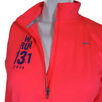 Nike Element Running Dri Fit Women's S Shirt Ladies Long Sleeves Thumb Hole  Photo