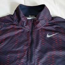 Nike Element  Running Pullover Womens Size Lg Photo