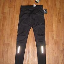 Nike Element Shield Mens Running Tights- Sz Mens Small Photo