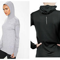 Nike Element Women's Running Hoodie Dri-Fit Knit Long-Sleeve Women's Running Xs Photo
