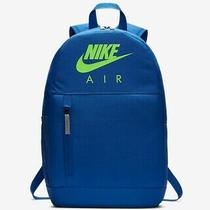 Nike    Elemental Kids Boys Girls Royal Blue Backpack Book Bag Pencil Pouch Photo